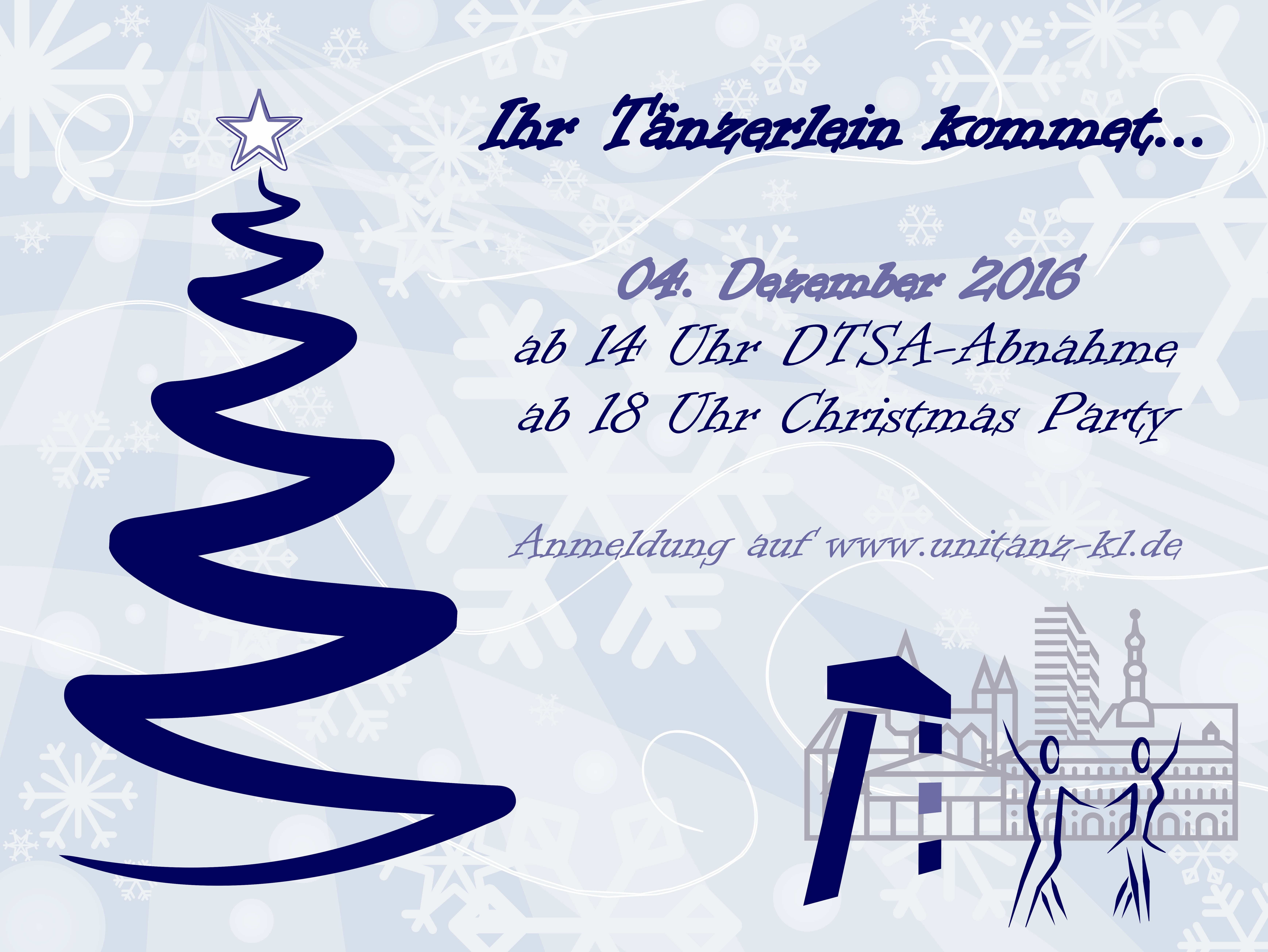 dtsa-und-christmas-party